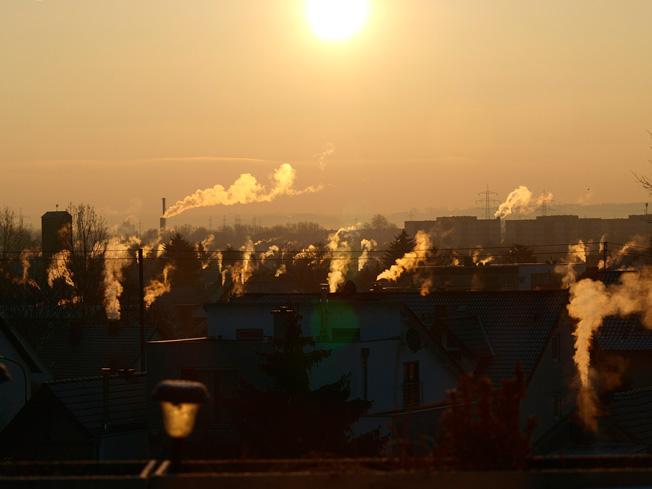 Emissionsmessung